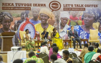 Best of Rwanda comes to life celebrating women farmers