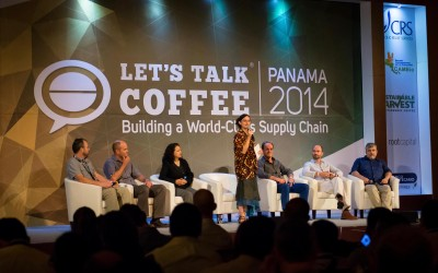 Let's Talk Coffee® Interview: Hanna Neuschwander