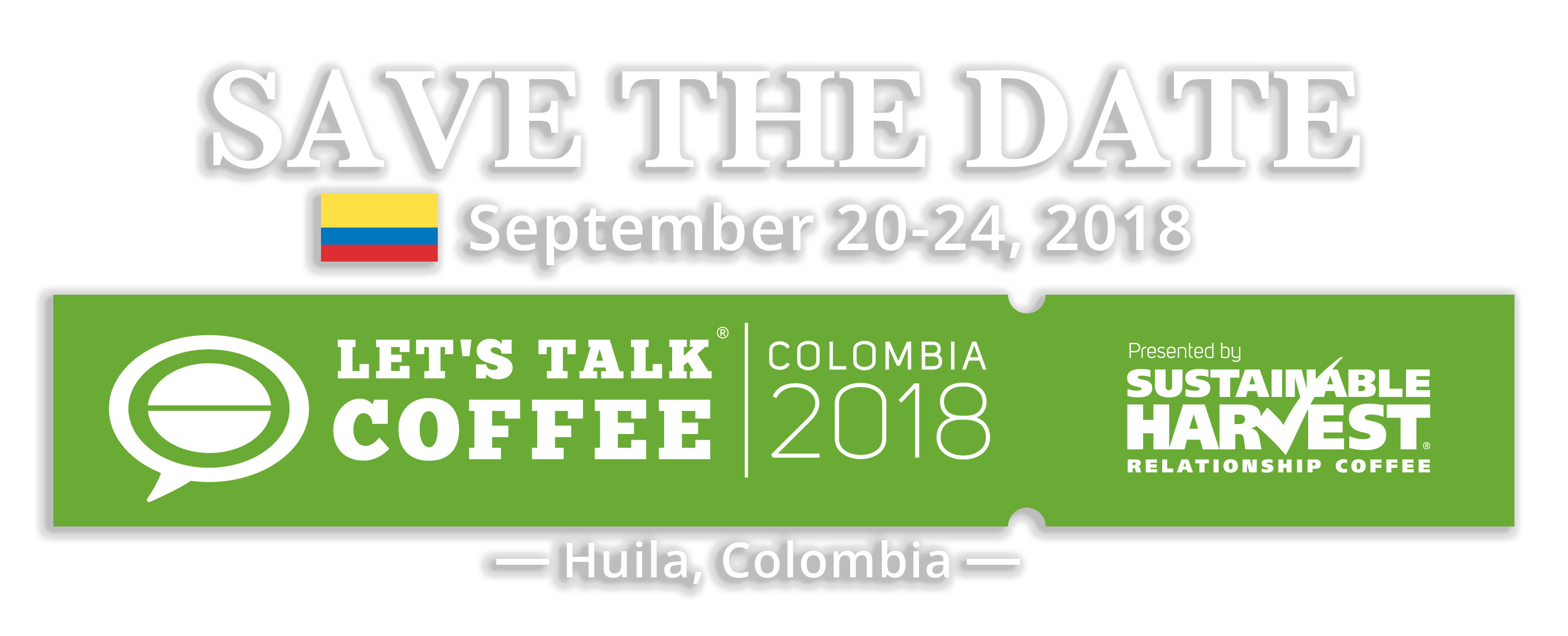 Let's Talk Coffee 2018 Colombia