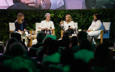 Let's Talk Coffee® 2018 inspires dialogue and action to address mounting challenges in coffee