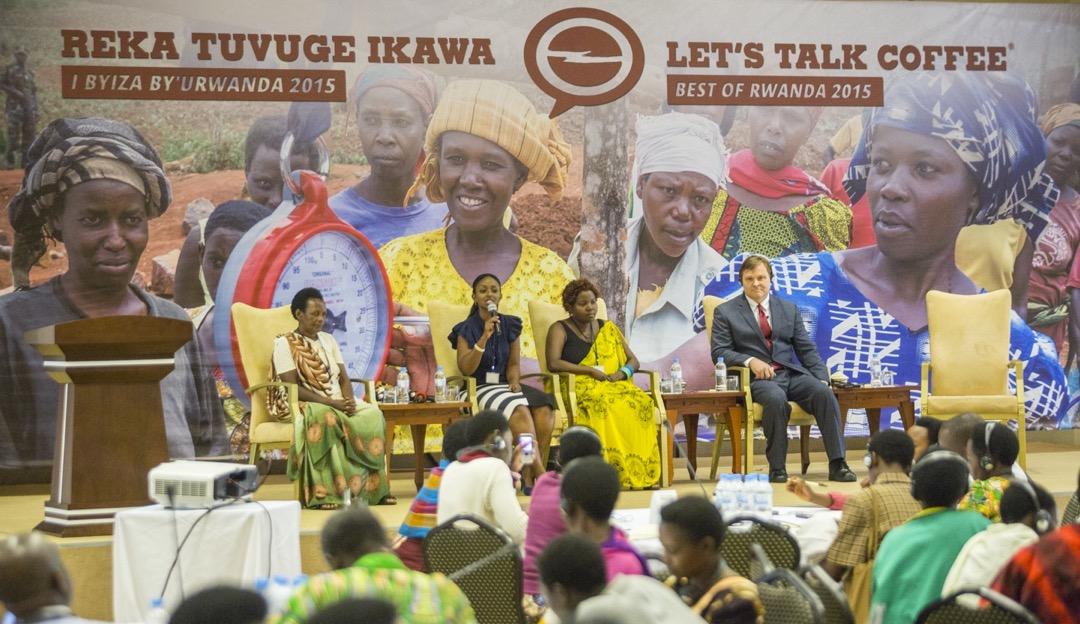 Best of Rwanda comes to life celebrating women farmers