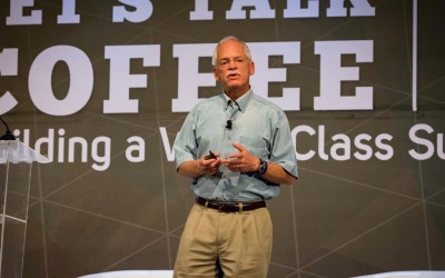Let's Talk Coffee®: Convening Industry Leaders